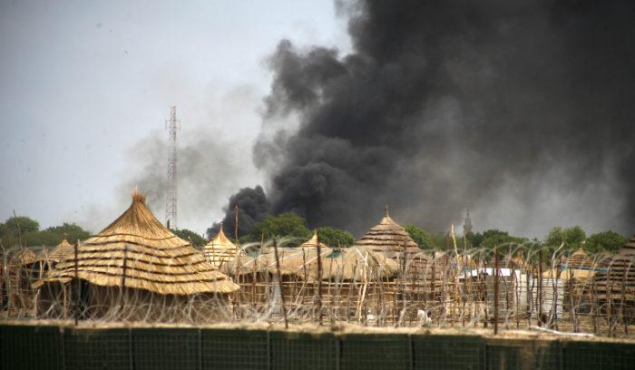 Sudan, Abyei, May 15 2008