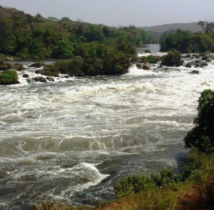 De Nijl in Oeganda