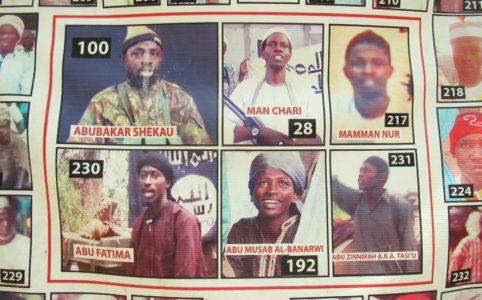 Prominente leiders van Boko Haram