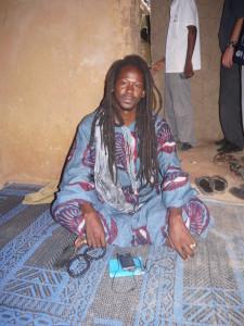 Sufi priest Mopti