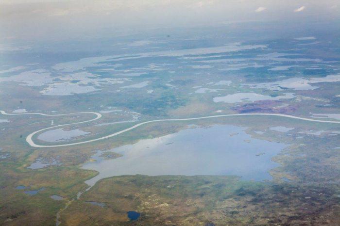 De Nijl in Zuid Soedan