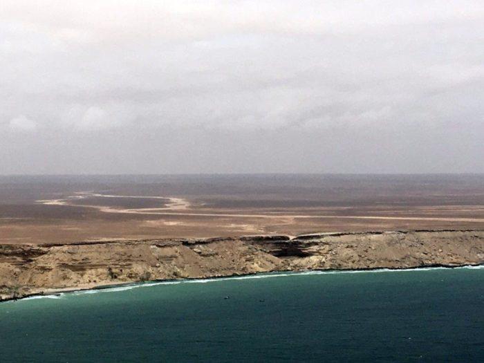 De Somalische kust(Foto Koert Lindijer)