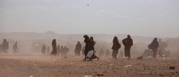 Somalische vluchtelingen