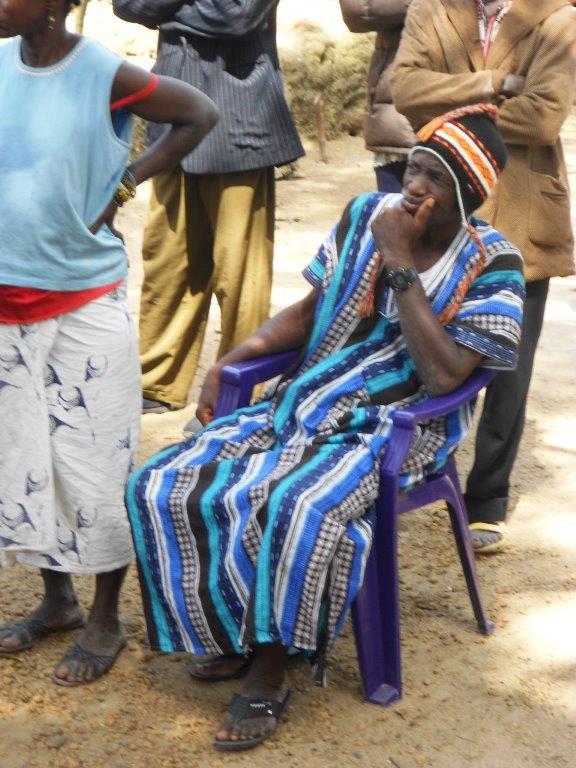 Maraka Sierra Leone waar net ebola is uitgebroken in 2014