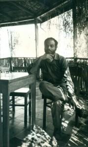 Meles Zenawi in 1990